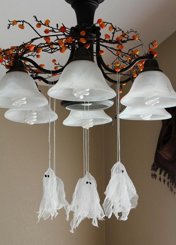 Decorating Ideas > 35 Ghostly Halloween Decoration Ideas For October 31st  ~ 121528_Halloween Decoration Ideas To Draw