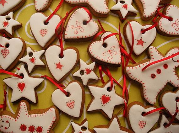 gingerbread decoration ideas christmas craft idea