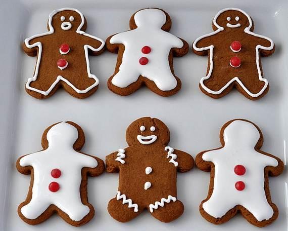 50 Gingerbread Decoration Ideas - Christmas Craft Ideas - family ...