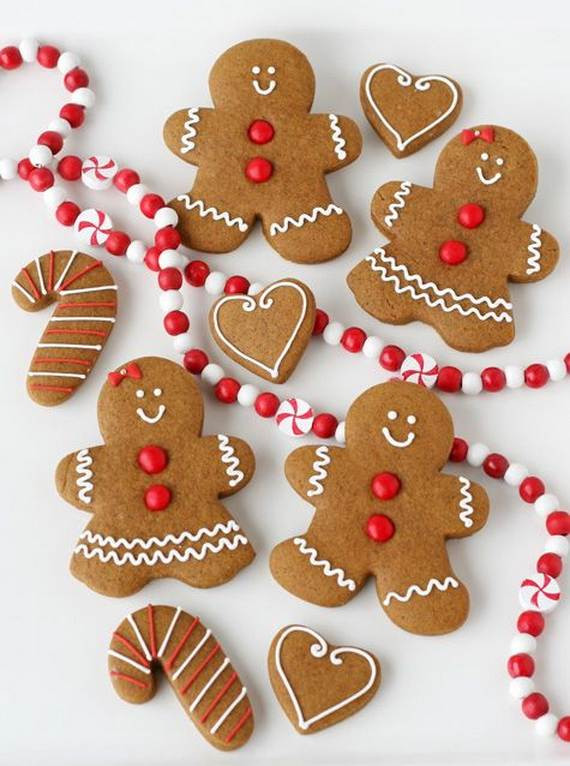 gingerbread decoration ideas christmas craft idea_023