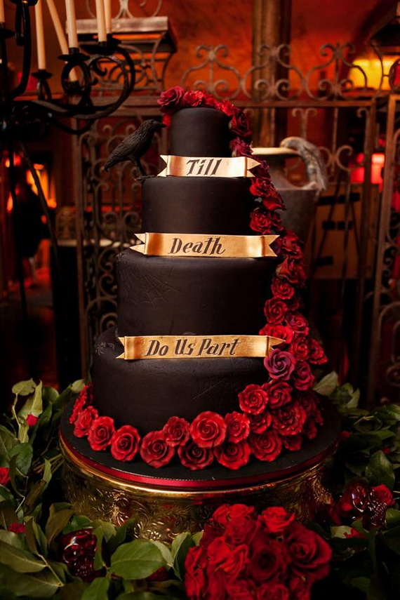 Halloween Themed Wedding Inspiration Ideas_14
