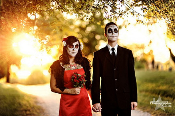 Halloween Themed Wedding Inspiration Ideas_21