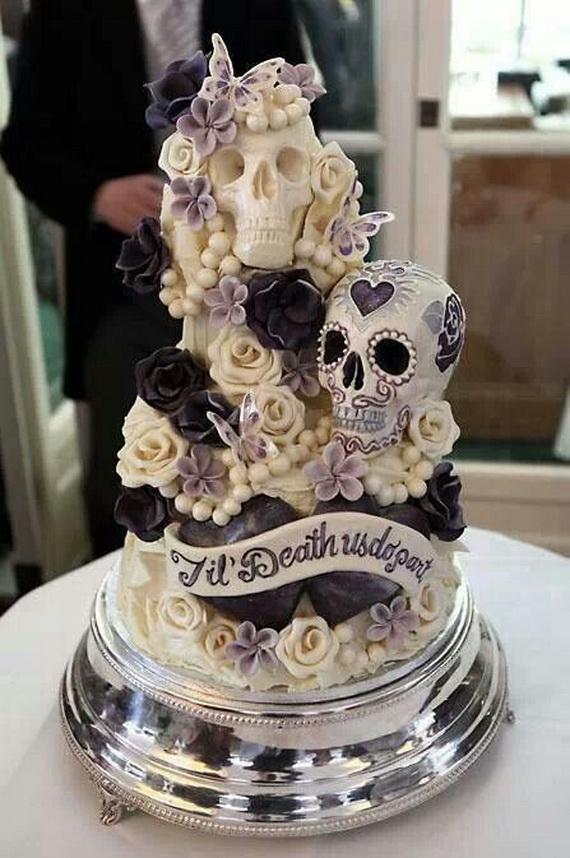 Halloween Themed Wedding Inspiration Ideas_29