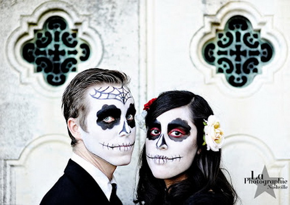 Halloween Themed Wedding Inspiration Ideas_41