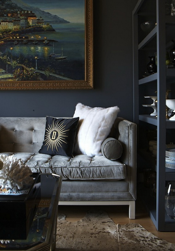 Hauntingly Spooky Dark Interiors Inspired By Halloween_18