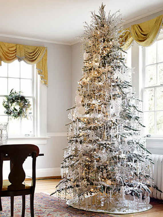 how to decorate a christmas tree traditionally in easy steps_21