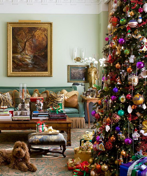 How to Decorate a Christmas Tree Traditionally In Easy Steps_26