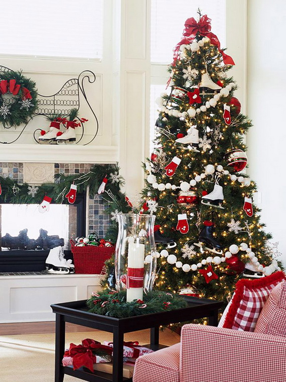 How to Decorate a Christmas Tree Traditionally In Easy Steps_77