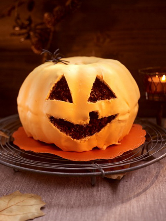 Sweet and salty Edible Halloween Decoration Ideas for kids _30
