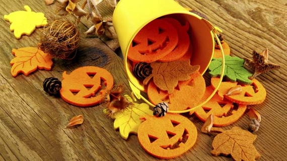 Sweet and salty Edible Halloween Decoration Ideas for kids _44