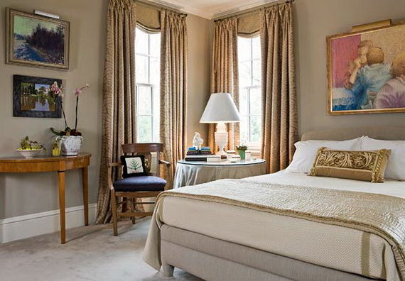 Adorable Bedroom Decor Ideas For Christmas and Special Occasion _06