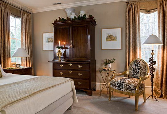 Adorable Bedroom Decor Ideas For Christmas and Special Occasion _07