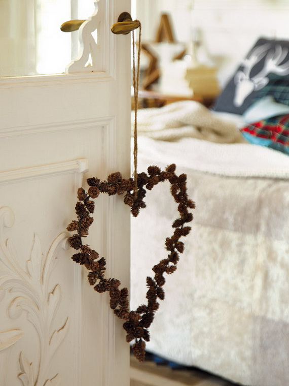 Adorable Bedroom Decor Ideas For Christmas and Special Occasion _21