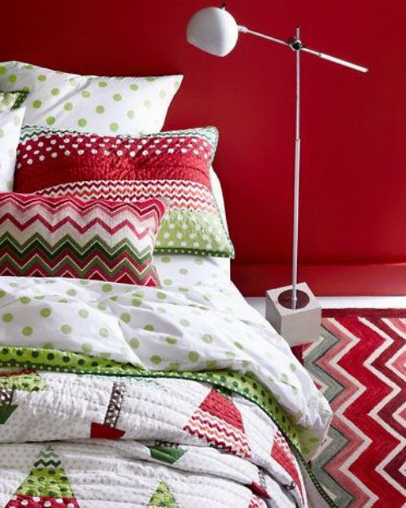 Adorable Bedroom Decor Ideas For Christmas and Special Occasion _26