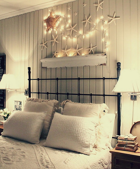 Adorable Bedroom Decor Ideas For Christmas and Special Occasion _41