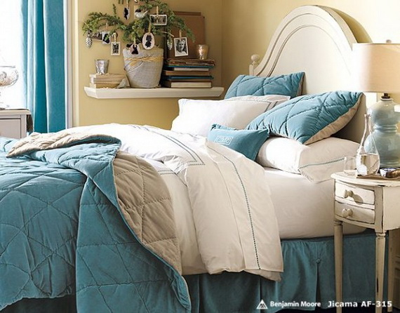 Adorable Bedroom Decor Ideas For Christmas and Special Occasion _54