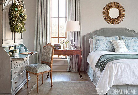 Adorable Bedroom Decor Ideas For Christmas and Special Occasion _74