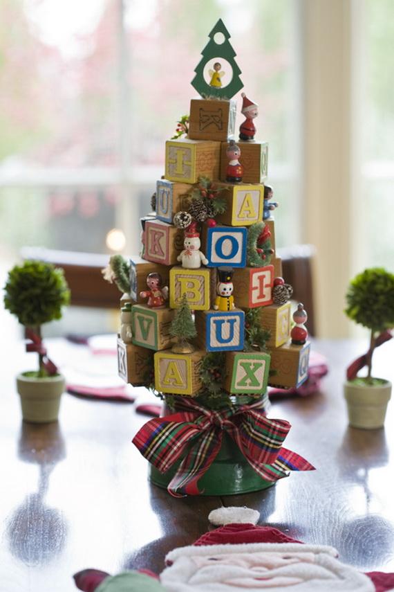 Charming Christmas Decor  To Create A Stylish Home_03