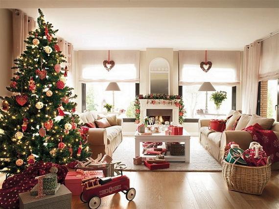 Charming Christmas Decor  To Create A Stylish Home_09