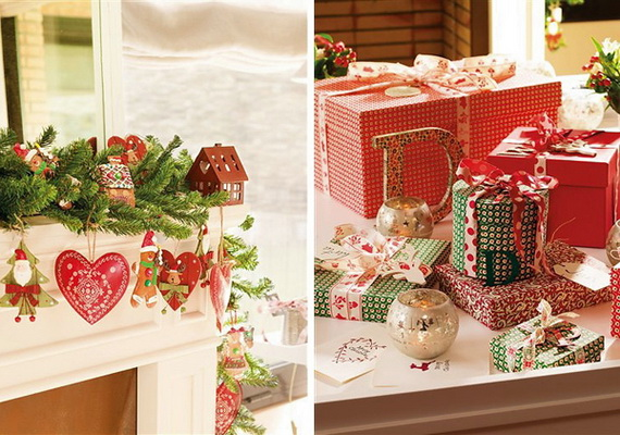 Charming Christmas Decor  To Create A Stylish Home_10