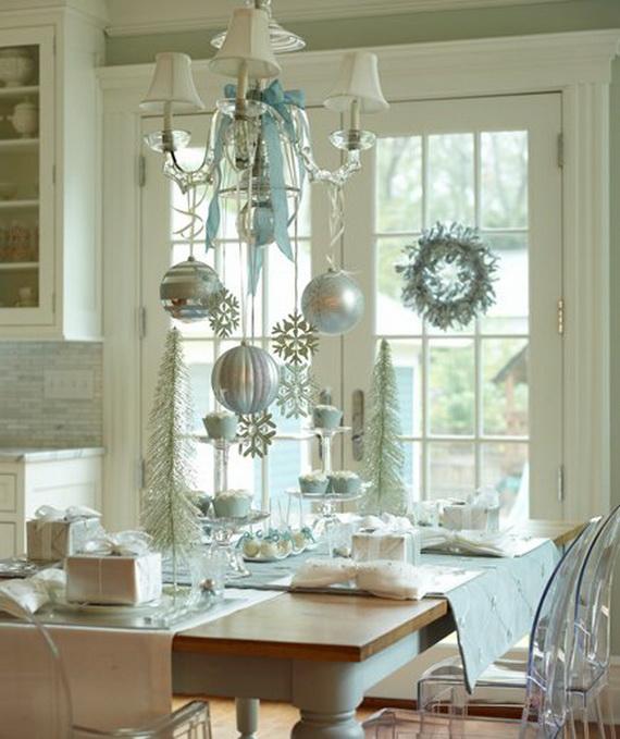 Charming Christmas Decor  To Create A Stylish Home_30