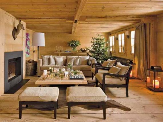 Charming Christmas Decor  To Create A Stylish Home_36