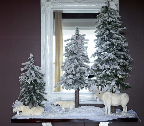 Charming Christmas Decor  To Create A Stylish Home_43