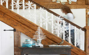 Creative Christmas Snowflake Decorating Ideas_002