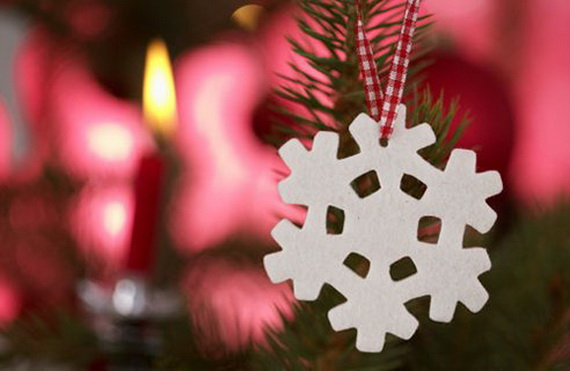Creative Christmas Snowflake Decorating Ideas_010