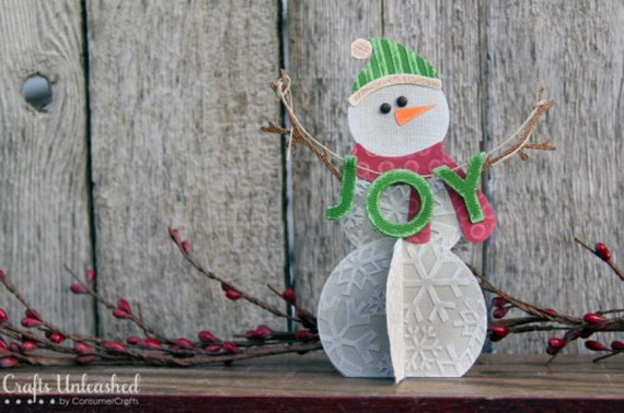 Creative Christmas Snowflake Decorating Ideas_021
