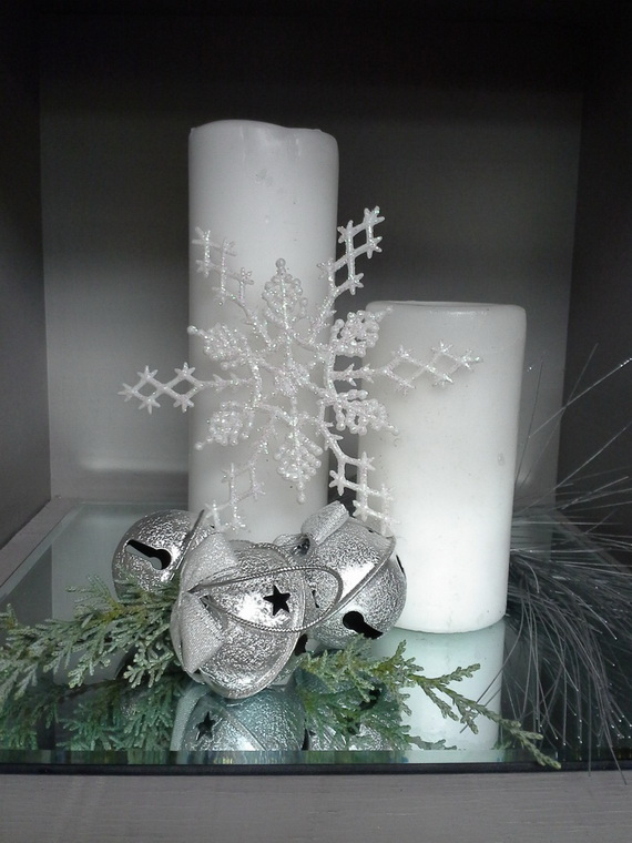 Creative Christmas Snowflake Decorating Ideas_032