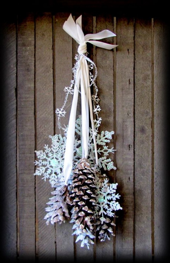 Creative Christmas Snowflake Decorating Ideas_059