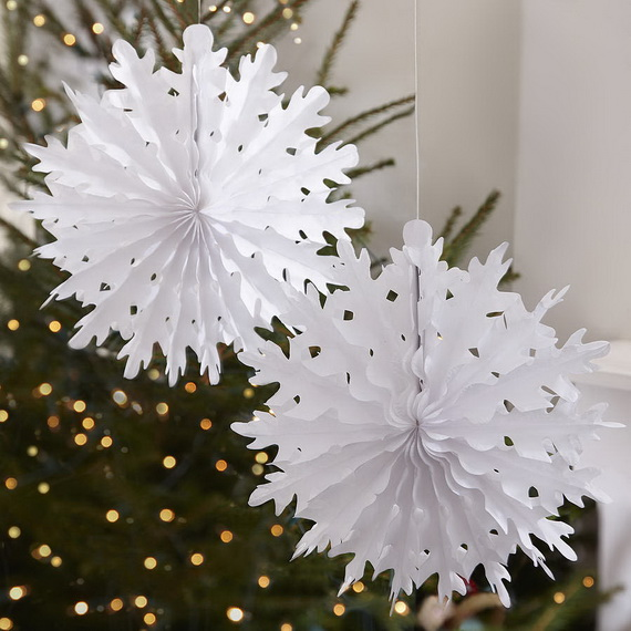 Creative Christmas Snowflake Decorating Ideas_065