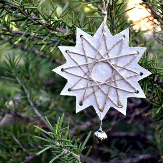 Creative Christmas Snowflake Decorating Ideas_095