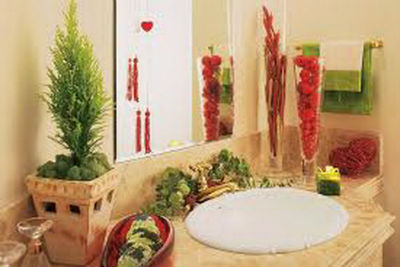 50 festive bathroom decorating ideas for christmas family holidaynetguide to family holidays on the internet