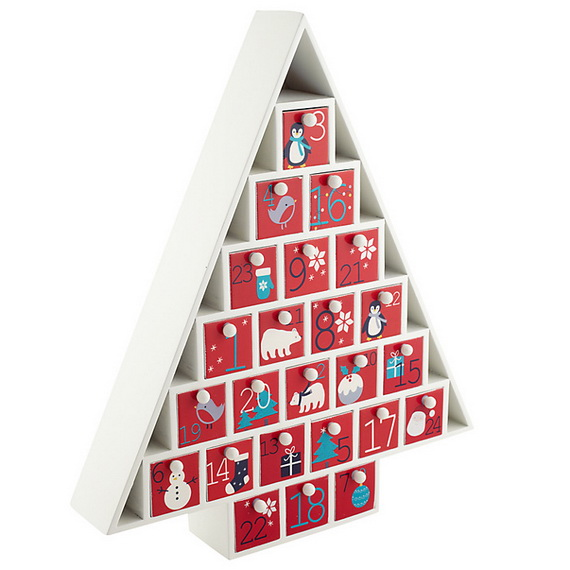Fun Christmas Crafts With 50 Great Homemade Advent Calendars Ideas_03