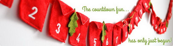 Fun Christmas Crafts With 50 Great Homemade Advent Calendars Ideas_09