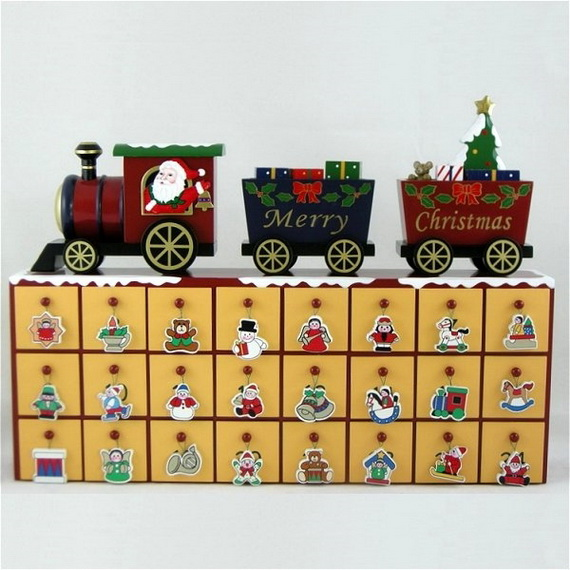 Fun Christmas Crafts With 50 Great Homemade Advent Calendars Ideas_10