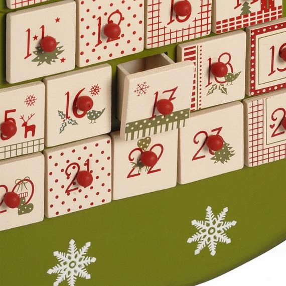 Homemade Calendar Ideas : Fun christmas crafts with great homemade advent