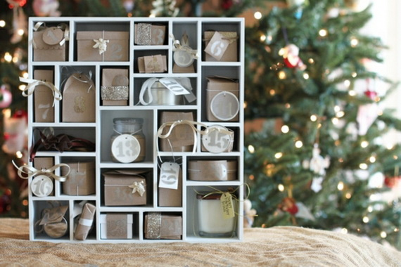 Fun Christmas Crafts With 50 Great Homemade Advent Calendars Ideas_15