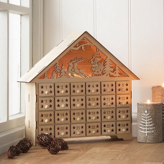 Calendar Reform Ideas : Unfinished advent house search results calendar