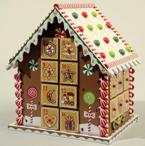 Fun Christmas Crafts With 50 Great Homemade Advent Calendars Ideas_26
