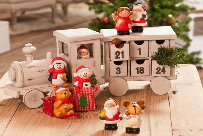 Fun Christmas Crafts With 50 Great Homemade Advent Calendars Ideas_49