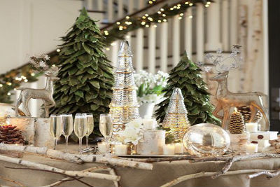 Glamorous And Affordable Mercury Glass Decor For Special Occasions _42