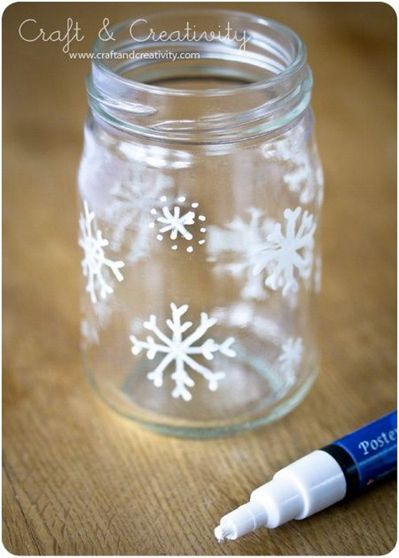 Snowflakes Inspiration Favorite Christmas Decorating Ideas (12)