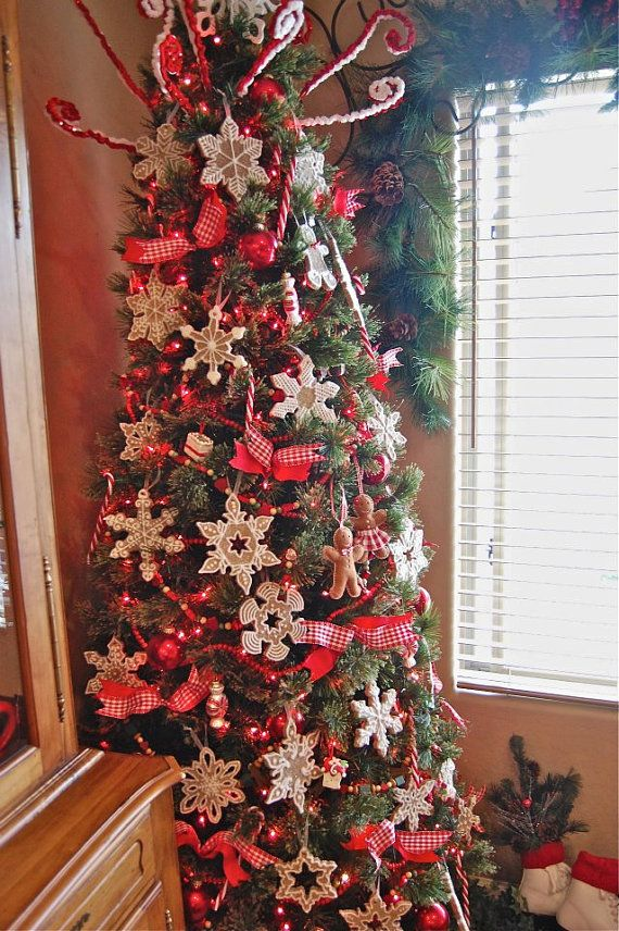 Snowflakes Inspiration Favorite Christmas Decorating Ideas (30)