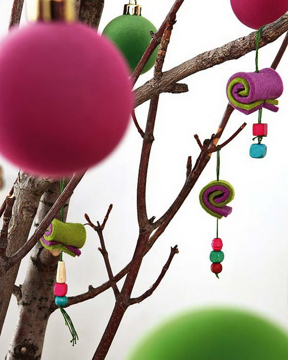 The most stylish Christmas Ornaments Decorations_06
