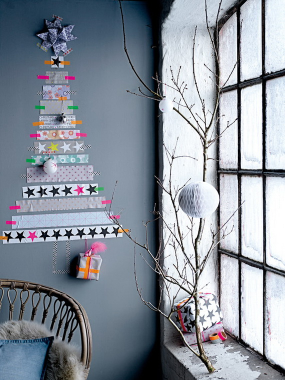 The most stylish Christmas Ornaments Decorations_11