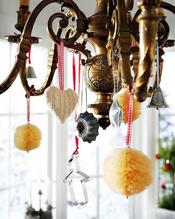 The most stylish Christmas Ornaments Decorations_18