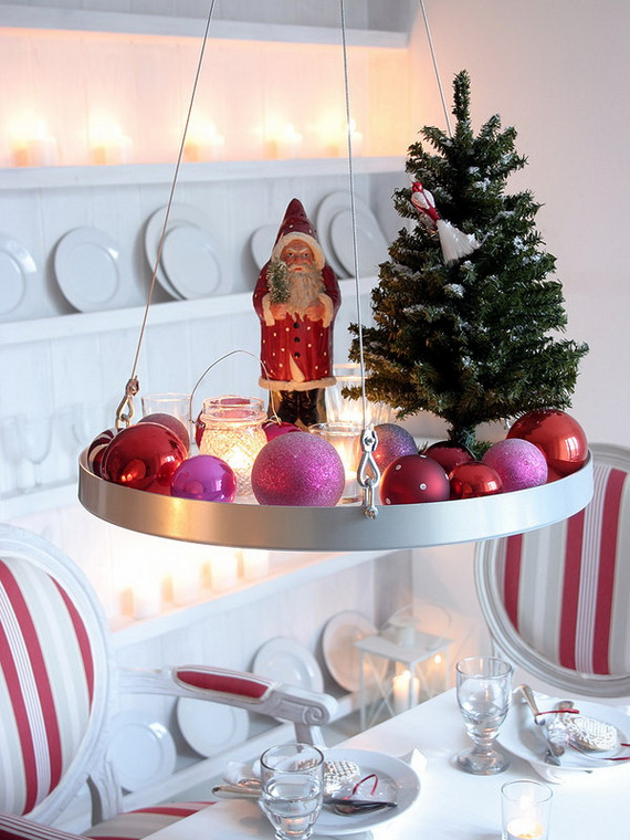 The most stylish Christmas Ornaments Decorations_19